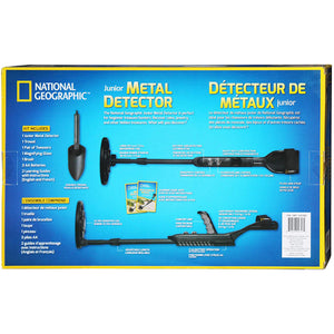 National Geographic STEM Junior Metal Detector (8+ Ages).
