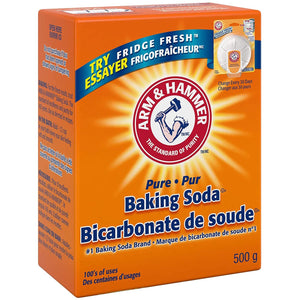 Arm And Hammer Baking Soda Fridge Fresh (500 g). - shopperskartuae