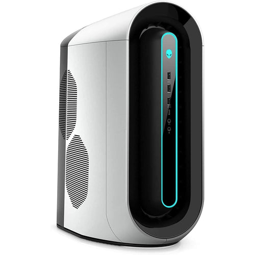 Alienware Aurora R9 Gaming Desktop Intel i9-9900K,1TB HDD + 256GB M.2 SSD, 16GB DDR4 2666MHz, NVIDIA GeForce RTX 2080Ti 11GB GDDR6 (OC Ready), Windows 10 (Lunar Light). - shopperskartuae