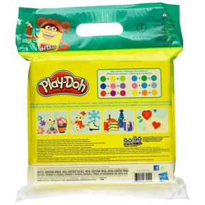 Play-Doh Modeling Compound 50- Value Pack Case of Colors, Non-Toxic, Assorted Colors, 1-Ounce Cans, Ages 2 and up (50 Cans - 1 Pack).