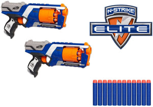 Hasbro Nerf N-strike Disruptor Elite Gun Blaster C2544 for 8+ages
