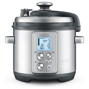 Sage The Fast Slow Pro Slow Cooker - 6 Litres ,1100 Watt Stainless Steel (BPR700BSS). - shopperskartuae