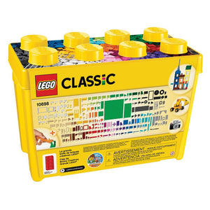 LEGO 10698 Classic Large Creative Brick Box (790 Pieces).