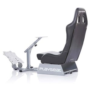 Playseat Evolution, Black Alcantara Racing Video Game Chair