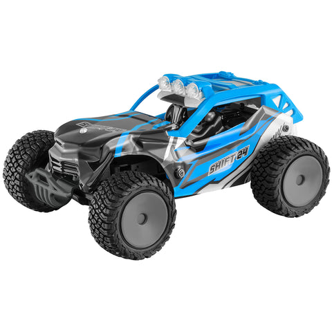 Power Craze Shift 2.4G Remote Control Vehicle (Blue).