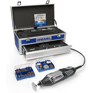 Dremel Platinum Edition 4000 Rotary Tool Kit (Multicolour).