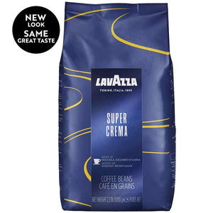 Lavazza Super Crema Coffee Beans (1Kg). - shopperskartuae