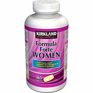 Kirkland Signature Formula Forte Women (365 Tablets).