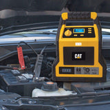 CAT 1000 Peak Amp Professional Jump Starter and Compressor.