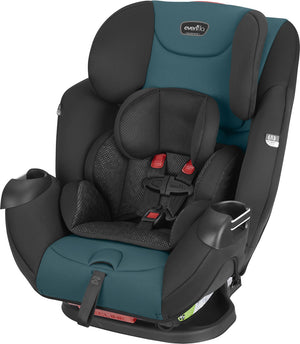 Evenflo® Symphony Sport All-In-One Car Seat (Blue Horizon).