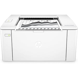 HP LaserJet Pro M102w -G3Q35A Wireless Laser Printer White. - shopperskartuae