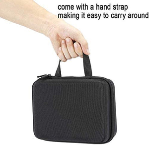 Hard Travel Carrying Case for Philips Series 5000/7000 / 9000 Beard Trimmer, Protective Carrying Storage Bag (Black).