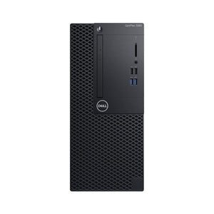 DELL OPTIPLEX 3060 MT i3-8100,Integrated graphics card,4GB RAM,1 TB,DVD-RW,KB-Mouse,DOS - shopperskartuae