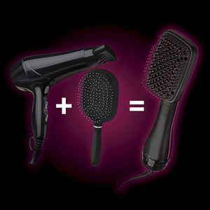 Revlon Pro Collection Salon One Step Hair Dryer and Styler. - shopperskartuae