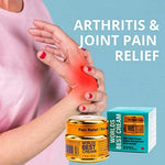 Worlds Best Cream Arthritis Pain Relief Cream (50ml) - Using The Power Of Copper And Natural Oils OTC All Natural Remedy To Free Yourself From Arthritic Joint Pain. - shopperskartuae