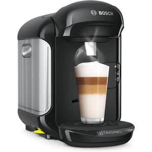 Tassimo Bosch  Vivy 2 TAS1402GB Coffee Machine, 1300 Watt, 0.7 Litres (Black). - shopperskartuae
