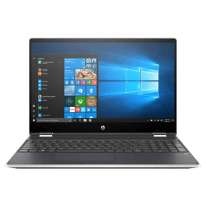 HP Pavilion X360 Convertible Laptop 15-dq1003ca, Core i7-10510U, 16GB DDR4 RAM, 512GB SSD, 15.6 inch Touch FHD, No DVD, Windows 10, Finger Print Reader.