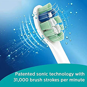 Advanced Sonicare toothbrush Philips premium whitening edition, 2 toothbrush and brush heads, 1 UV sanitizer and charger.…