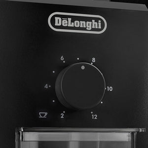 De'Longhi Electric Coffee Grinder With Stainless Steel Blade (KG79). - shopperskartuae