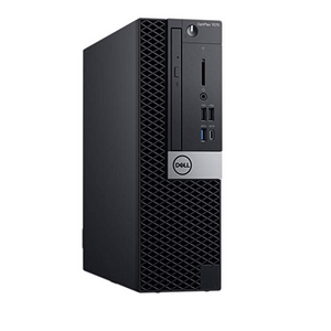 Dell OptiPlex 7070 Desktop Computer - Intel Core i7-9700 - 8GB RAM - 1TB HDD - Small Form Factor - shopperskartuae
