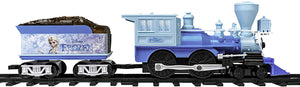Lionel Disney Frozen Train set Ready-to-play 712051 (37ps)