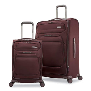 Samsonite Epsilon 2 Piece Softside Suitcase Set - shopperskartuae