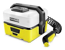 Karcher MOBILE OUTDOOR CLEANER OC 3,4 Litre - shopperskartuae