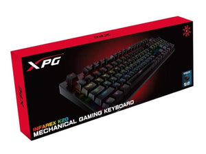 ADATA MECHANICAL GAMING KEYBOARD XPG INFAREX K20 - shopperskartuae