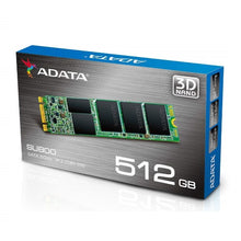 Load image into Gallery viewer, ADATA SU800 M.2 2280 512GB Ultimate 3D NAND Solid State Drive (ASU800NS38-512GT-C) - shopperskartuae