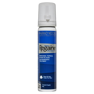 Regaine For Men Hair Regrowth Foam ( 73ml). - Shoppers-kart.com
