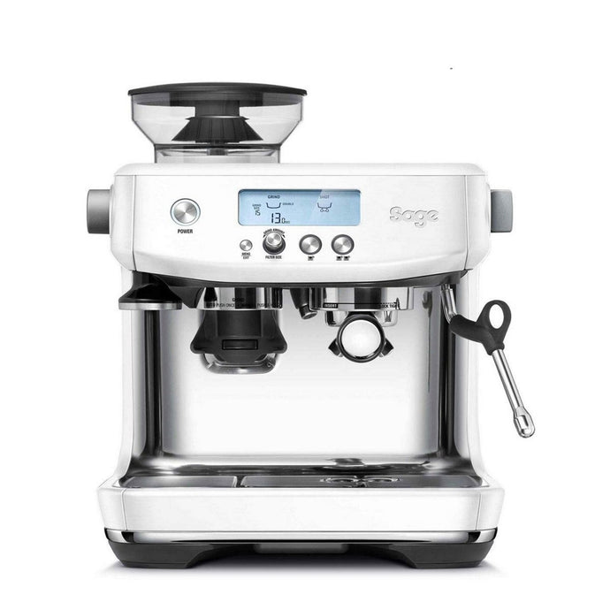 Sage Appliances the Barista Pro Sea Salt Coffee Machine - shopperskartuae