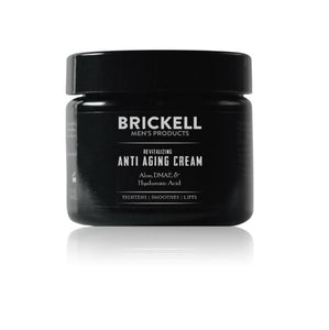 Brickell Men's Revitalizing Anti-Aging Cream For Men, Natural and Organic Anti Wrinkle Night Face Cream To Reduce Fine Lines and Wrinkles, 2 Ounce, Scented - shopperskartuae
