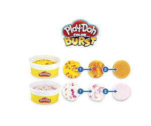 Play-Doh Kitchen Creations Deluxe Dinner Play Set