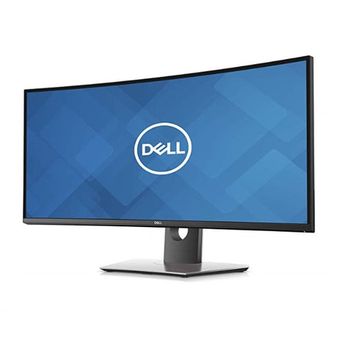 Dell Ultrasharp 34 Inch Curved Monitor U3419W Black-WQHD (3440x1440) - shopperskartuae