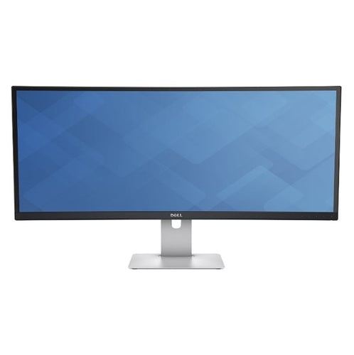 Dell UltraSharp U3415W 34-Inch Curved LED-Lit Monitor - shopperskartuae