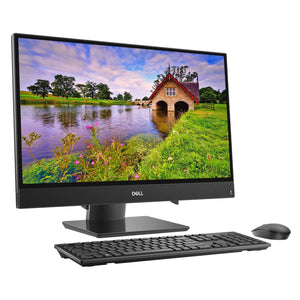 "Dell Inspiron 3477 23.8"" FHD Touch All-in-One,i7-7500U, 12GB RAM, 1TB HDD, Win10, Wireless Keyboard-Mouse - shopperskartuae"