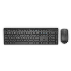 Dell Optical Mouse & Keyboard - KM636 - shopperskartuae