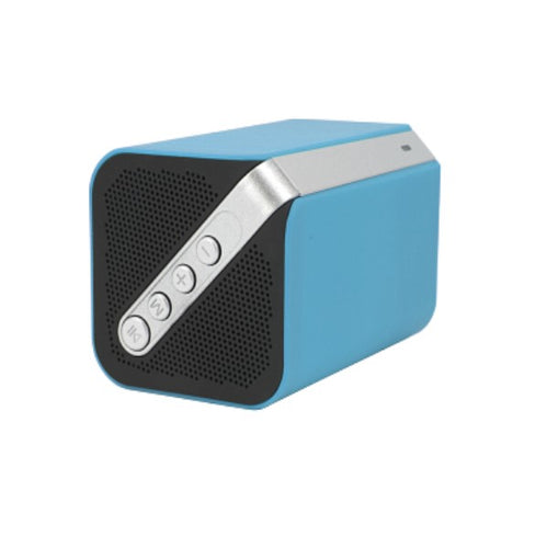 Enet TG011 Bluetooth Speakers - Blue - shopperskartuae