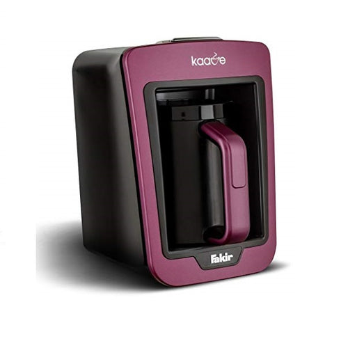 Fakir Kaave Automatic Turkish Coffee Machine Purple - shopperskartuae