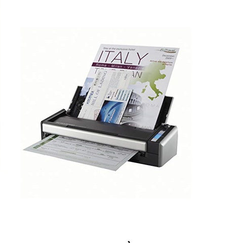 Fujitsu ScanSnap S1300i Portable Color Duplex Document Scanner for Mac and PC - Shoppers-kart.com