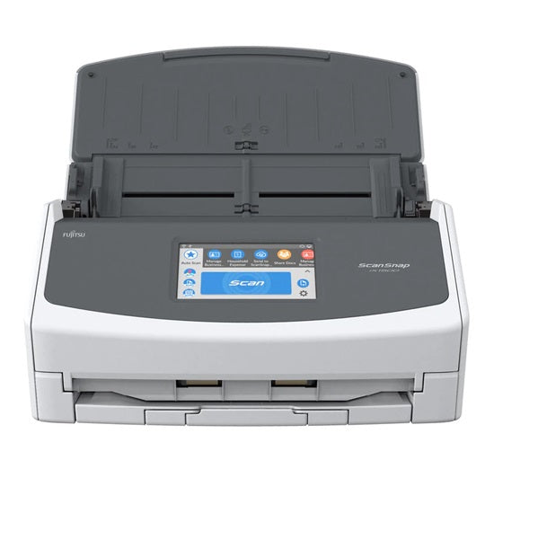 Fujitsu ScanSnap iX1500 Color Duplex Document Scanner with Touch Screen for Mac and PC - shopperskartuae