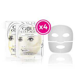 GOLD COLLAGEN Hydrogel Mask - shopperskartuae