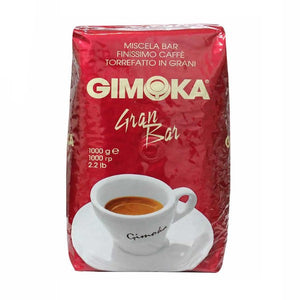 Gimoka Gran Bar Whole Bean Coffee - shopperskartuae