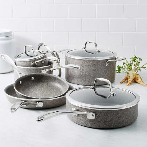 J.A. Henckels International 10-piece Capri Granitium Non-stick Cookware Set - shopperskartuae