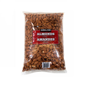 Kirkland Signature Whole Almonds, 1.36 kg - Shoppers-kart.com