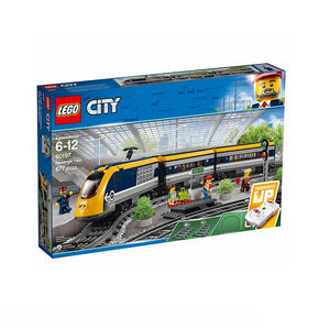 LEGO City Passenger Train - shopperskartuae