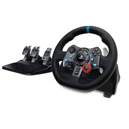 Logitech G29 Driving Force Race Wheel with Gear For Playstation 3/4 and PC [nintendo_2ds]