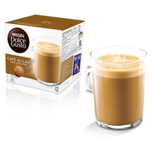 Load image into Gallery viewer, Nescafe Dolce Gusto CAFE AU LAIT 16 Capsules 160g - shopperskartuae