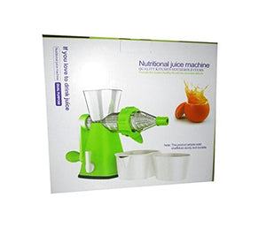 Nutritional Juice Machine - shopperskartuae