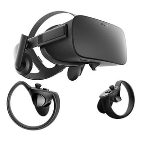 Oculus Rift : Oculus Headset + Oculus Sensor+Oculus Touch for  Virtual Reality     - shopperskartuae